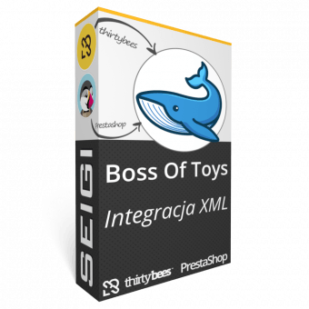 Integracja z Hurtownią Boss Of Toys
