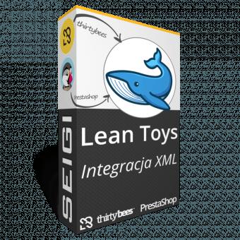 Integracja z Hurtownią Lean Toys