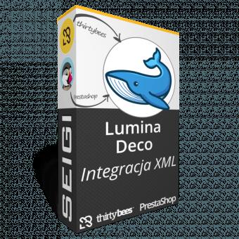 Integracja z Hurtownią Lumina Deco