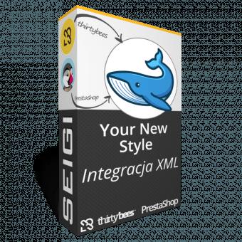 Integracja z Hurtownią Your New Style