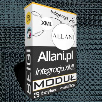Integracja XML z Allani.pl