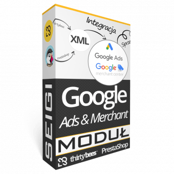 Integracja XML Google Merchant Center
